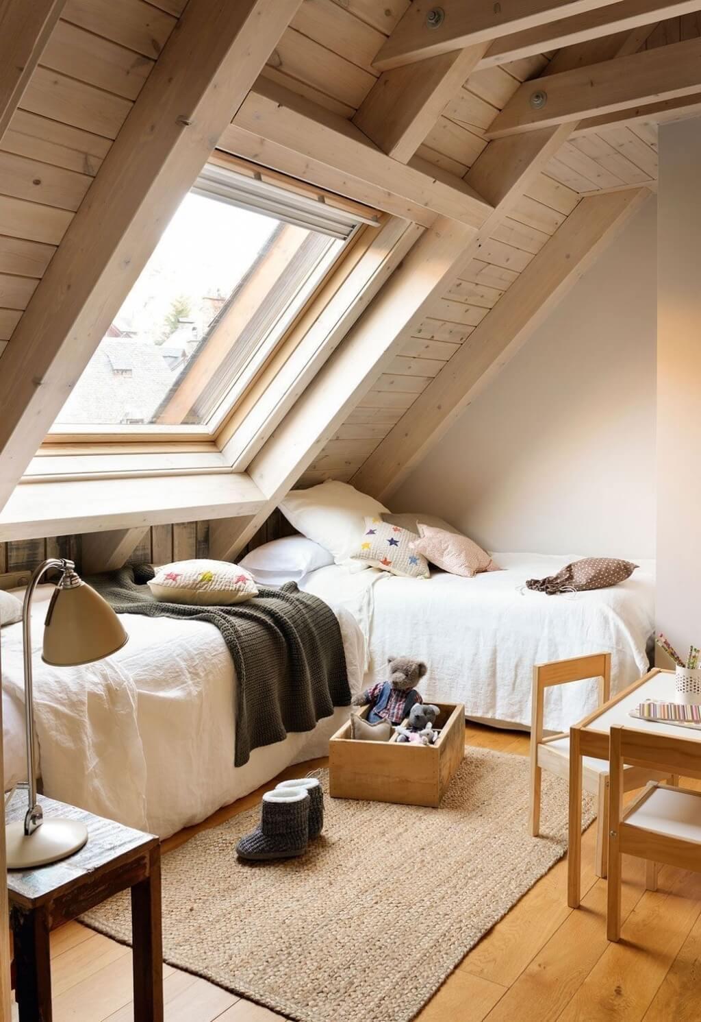 Nice brown bedroom