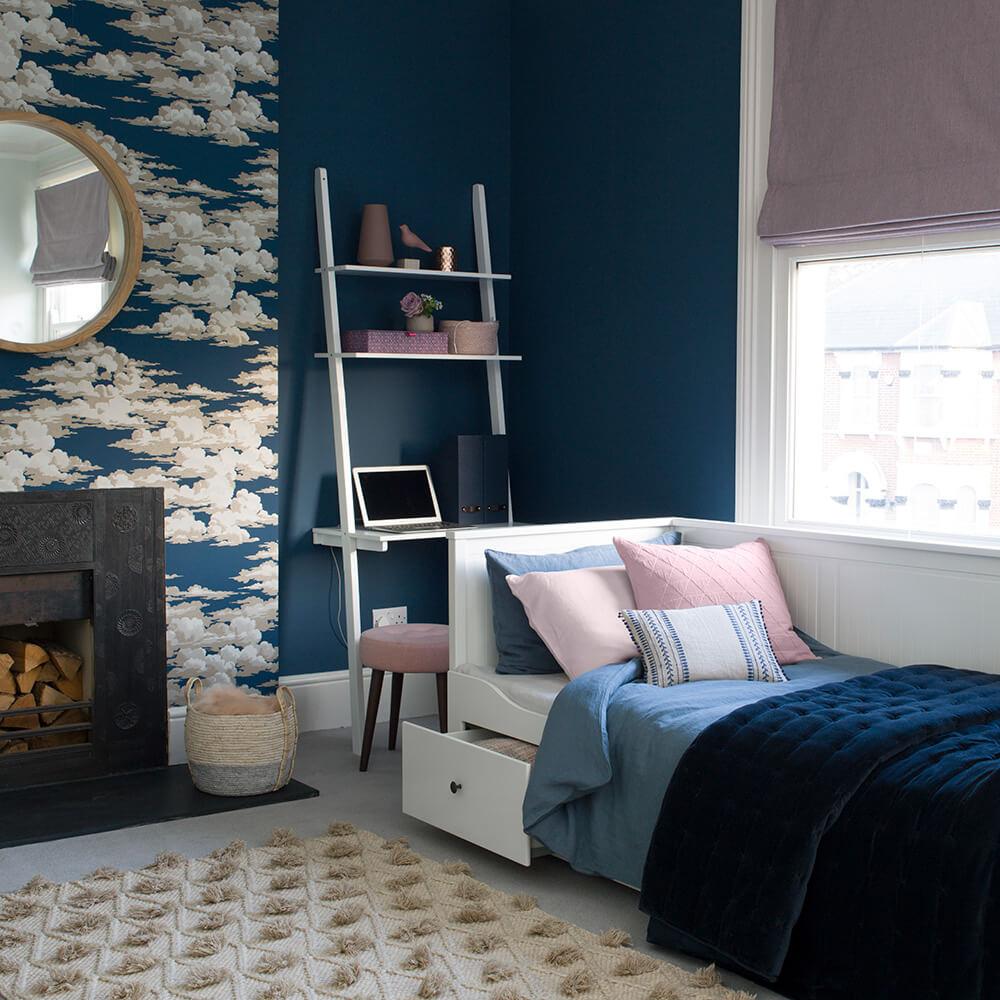 Sky bedroom wallpaper