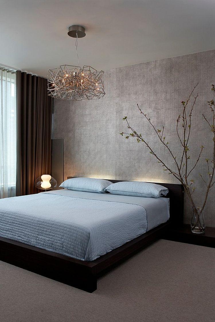 Attractive zen bedroom