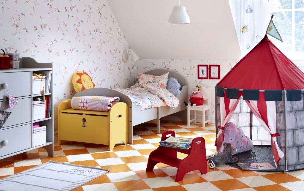 Playground children's room