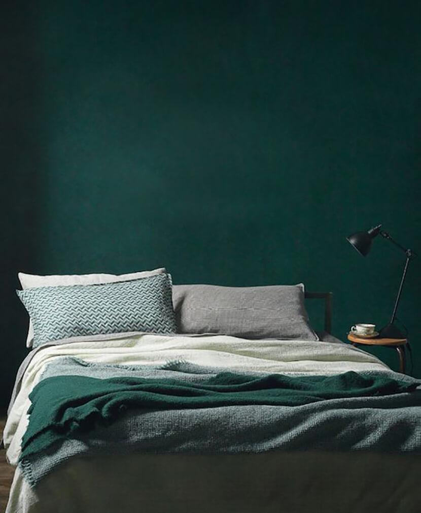 Comfortable DIY bedroom