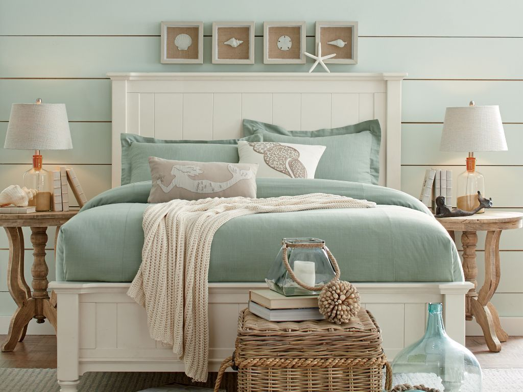 Top coastal bedroom