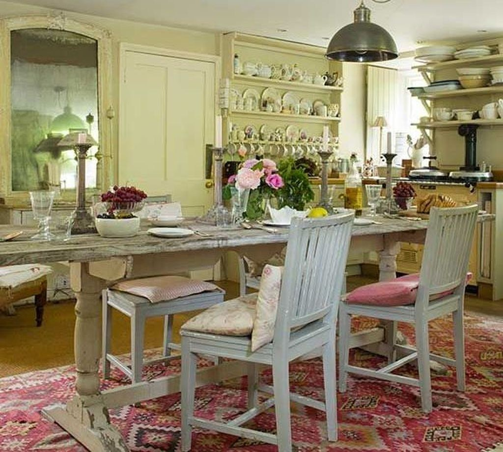 Nice French country kitchen