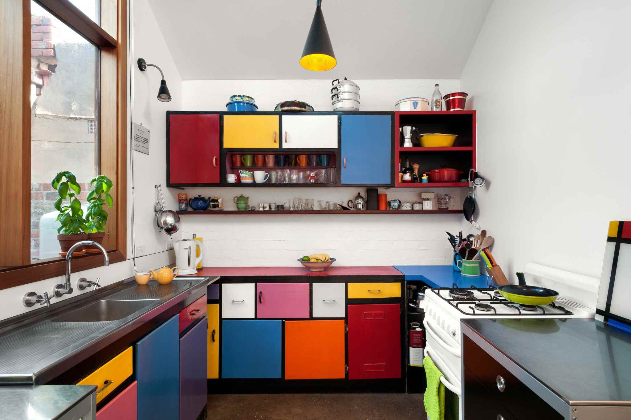 Wonderful colorful cuisine