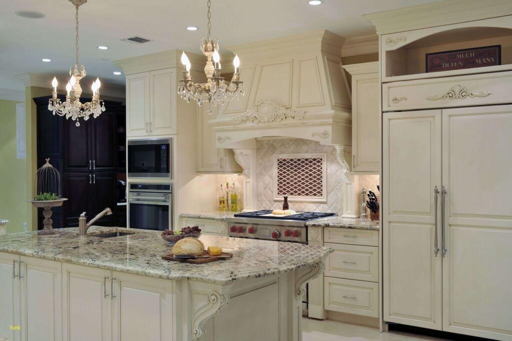 Attractive kitchen chandelier