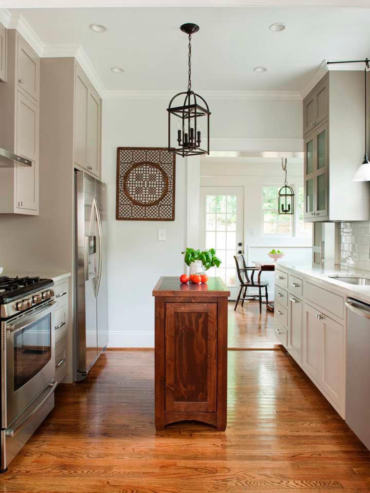 Unique kitchen chandelier