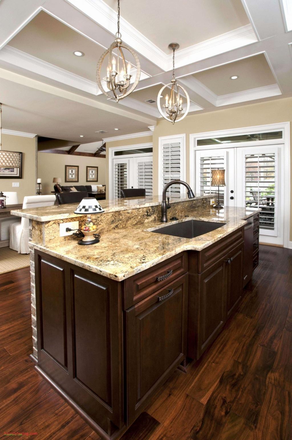 Fashionable kitchen chandelier