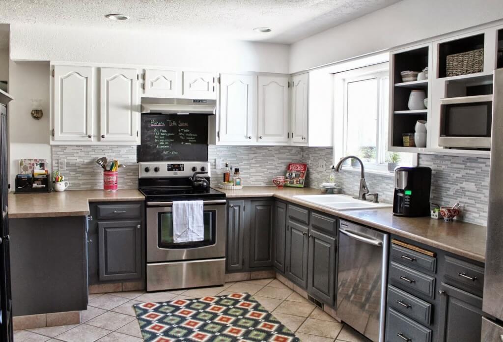 Holder for recycled kitchen utensils