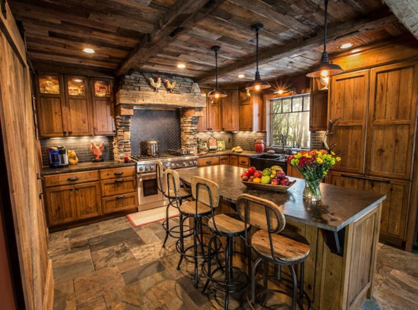 Splendid L-shaped kitchen