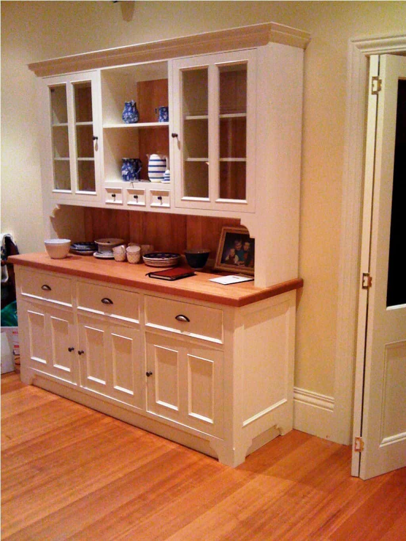 Cozy kitchen stand