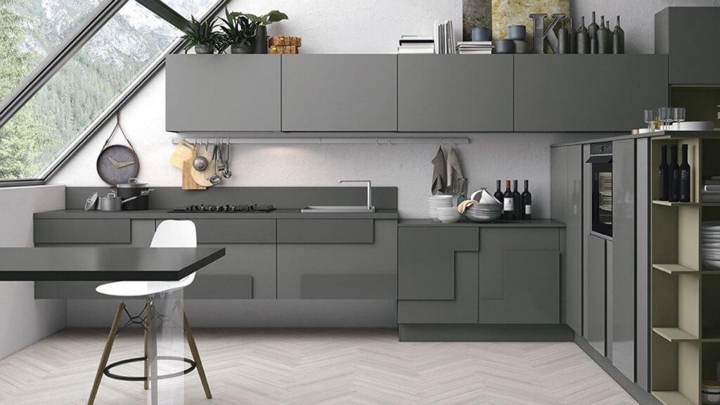 Remarkable modern kitchen