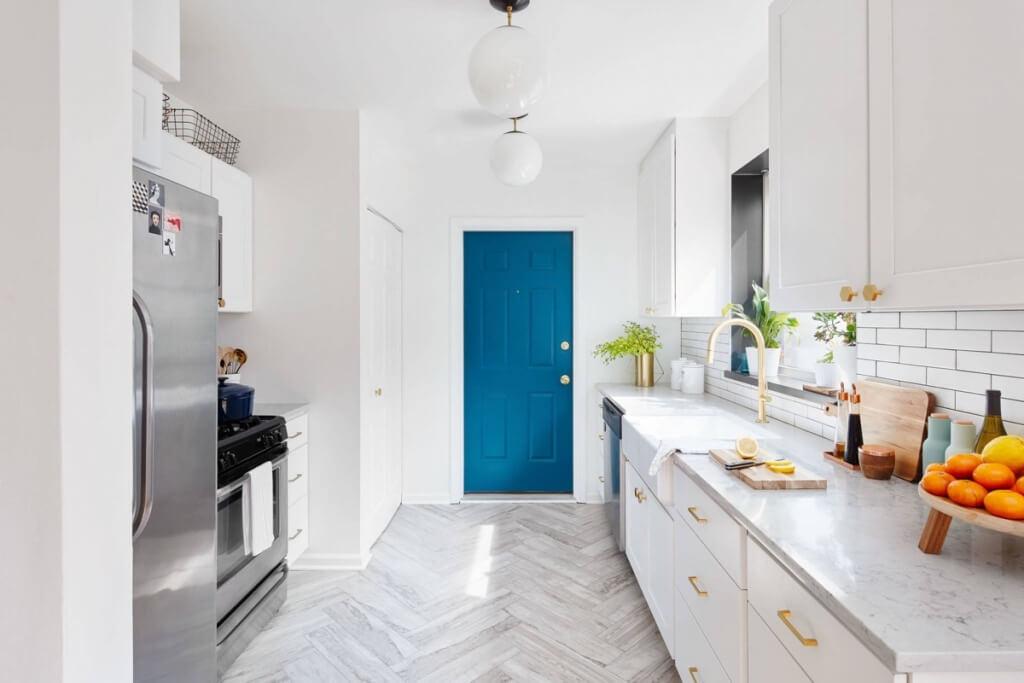 Cozy pantry kitchen