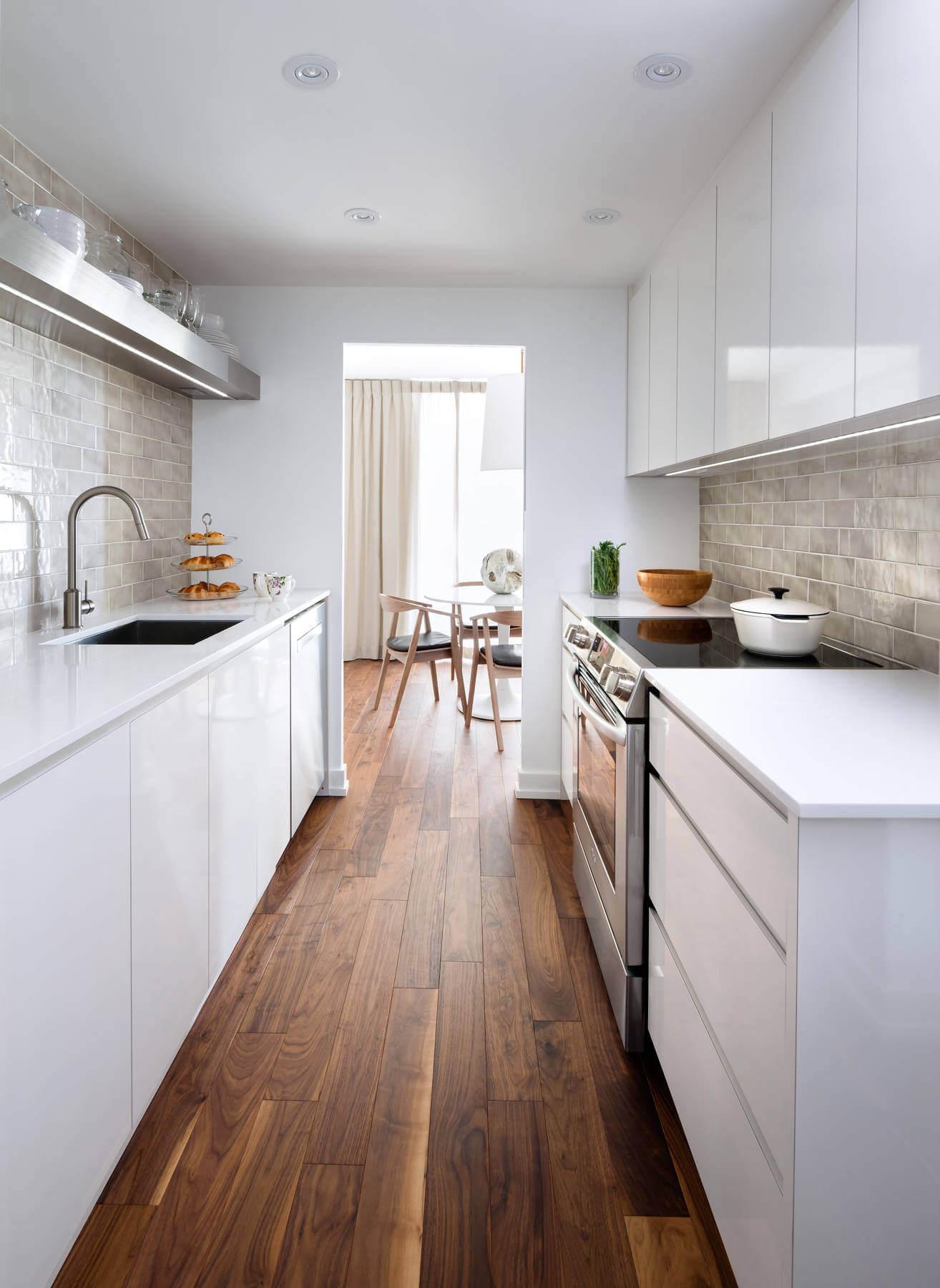 Simple pantry kitchen