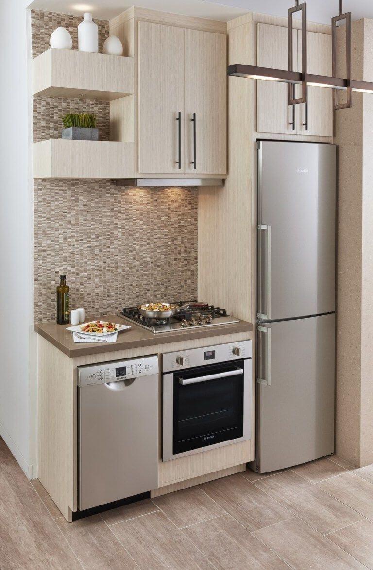 Nice kitchen shelf