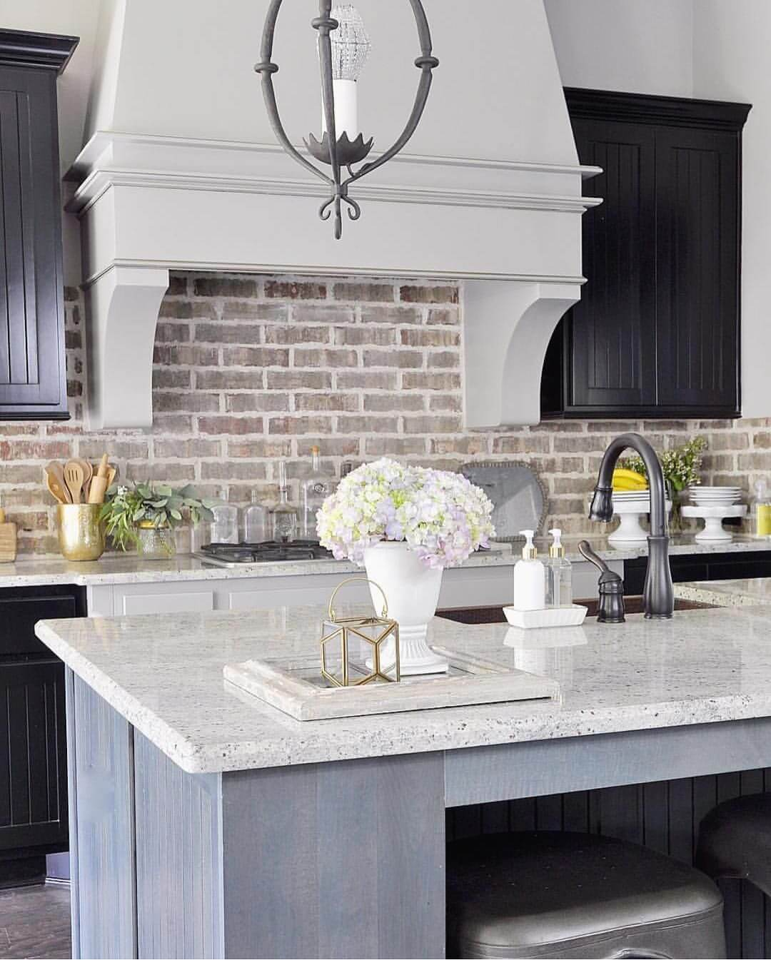 Kitchen island with complete sink
