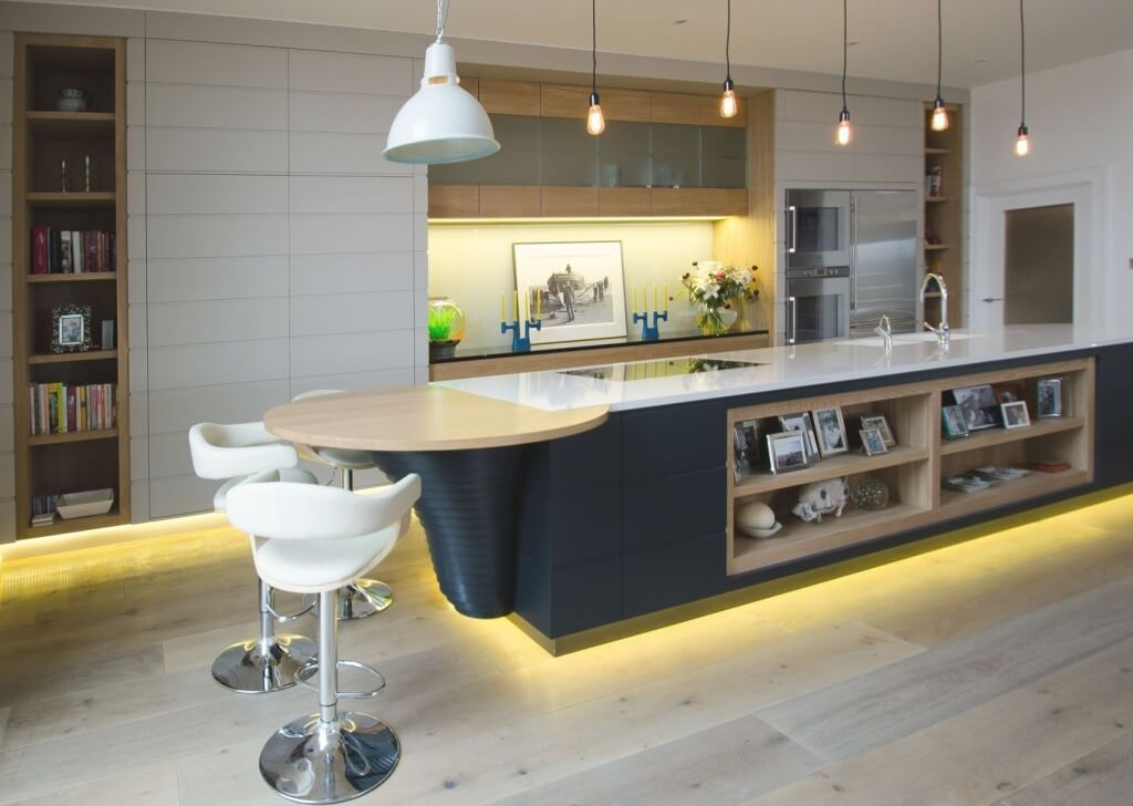 Well-known industrial kitchen lighting