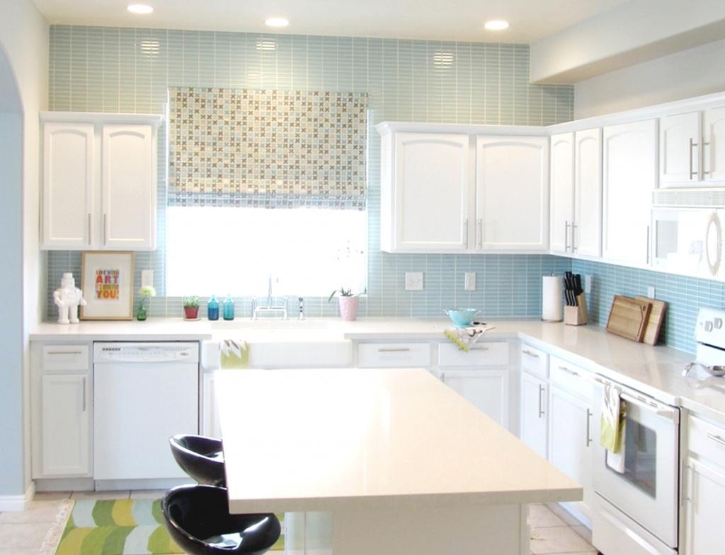 Casual, inexpensive kitchen island