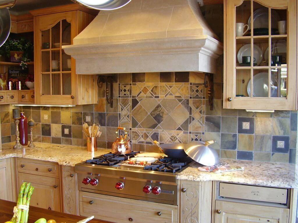Wonderful open kitchen cabinet