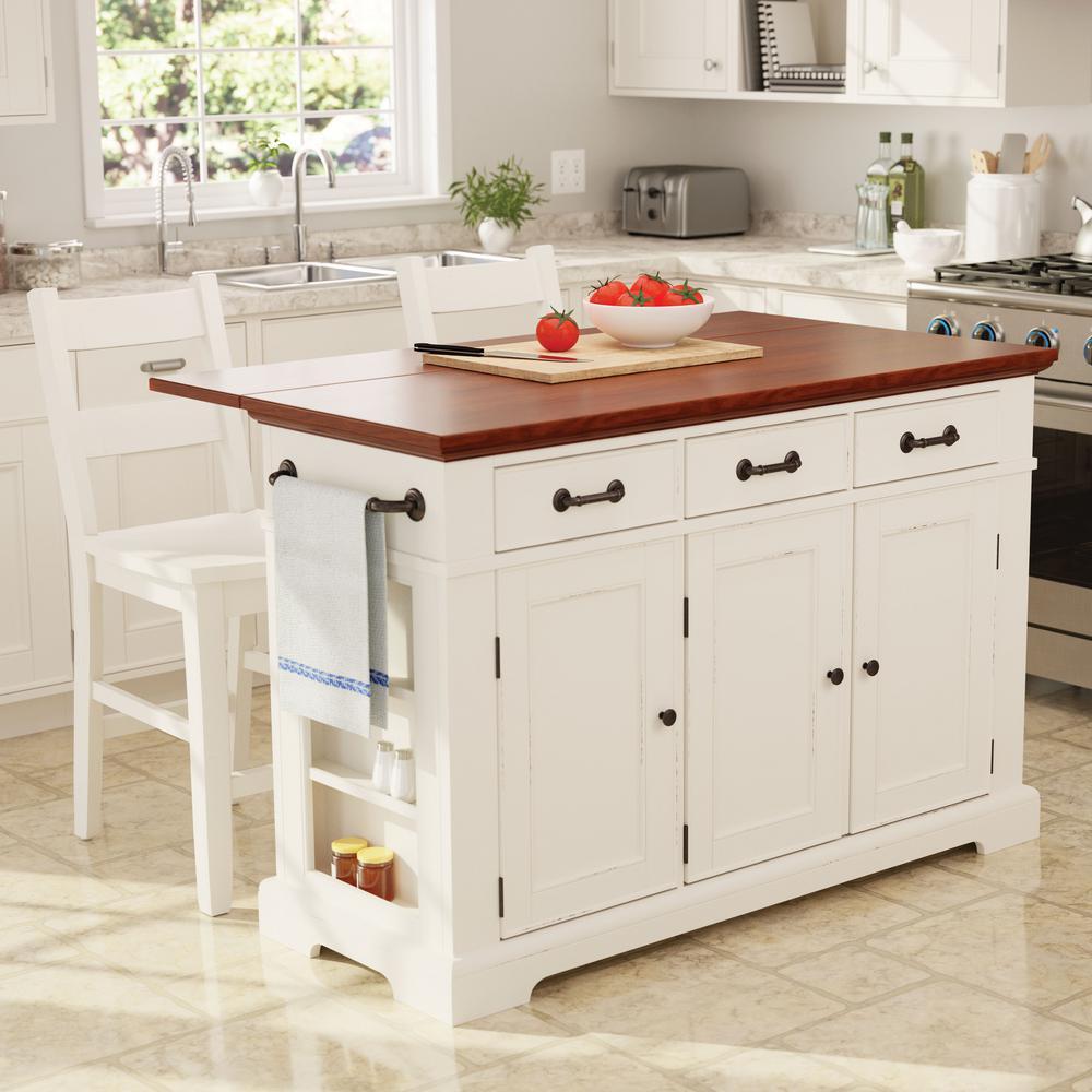 Pure Kitchen Island centerpiece