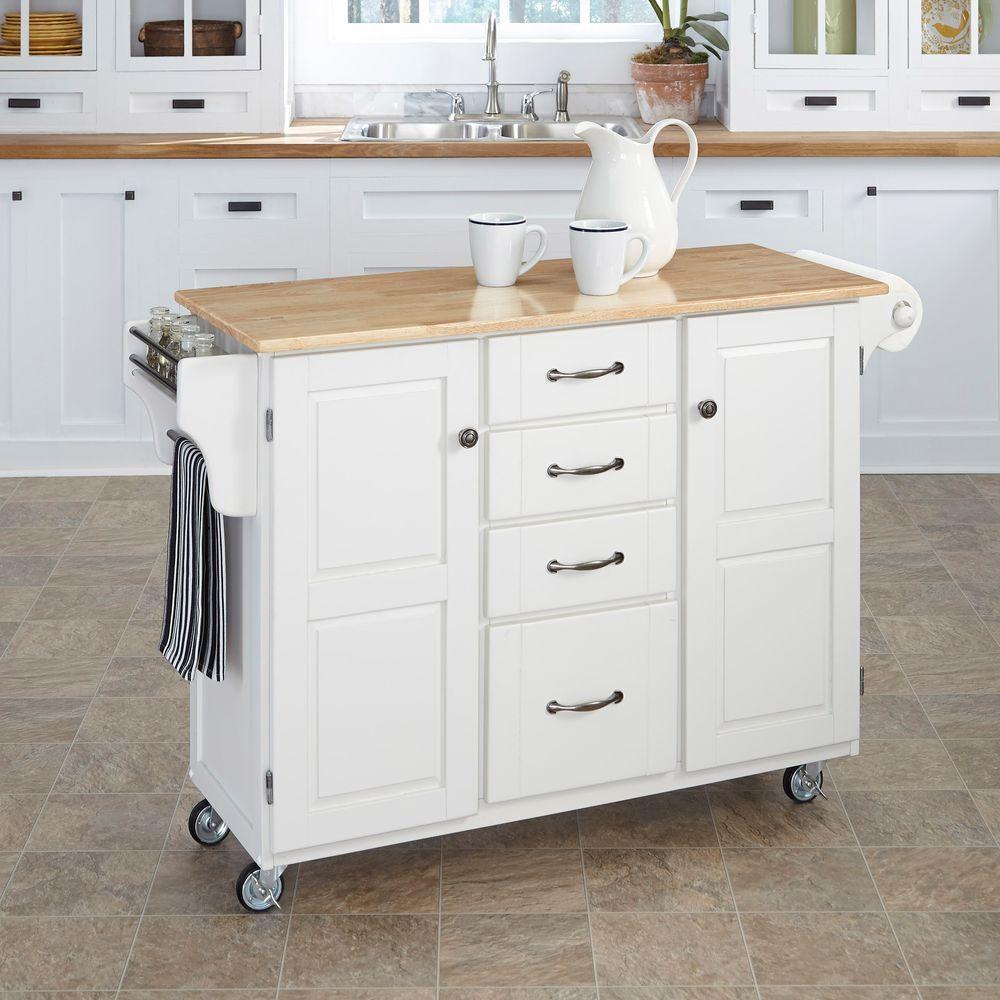 Pure kitchen island trolley