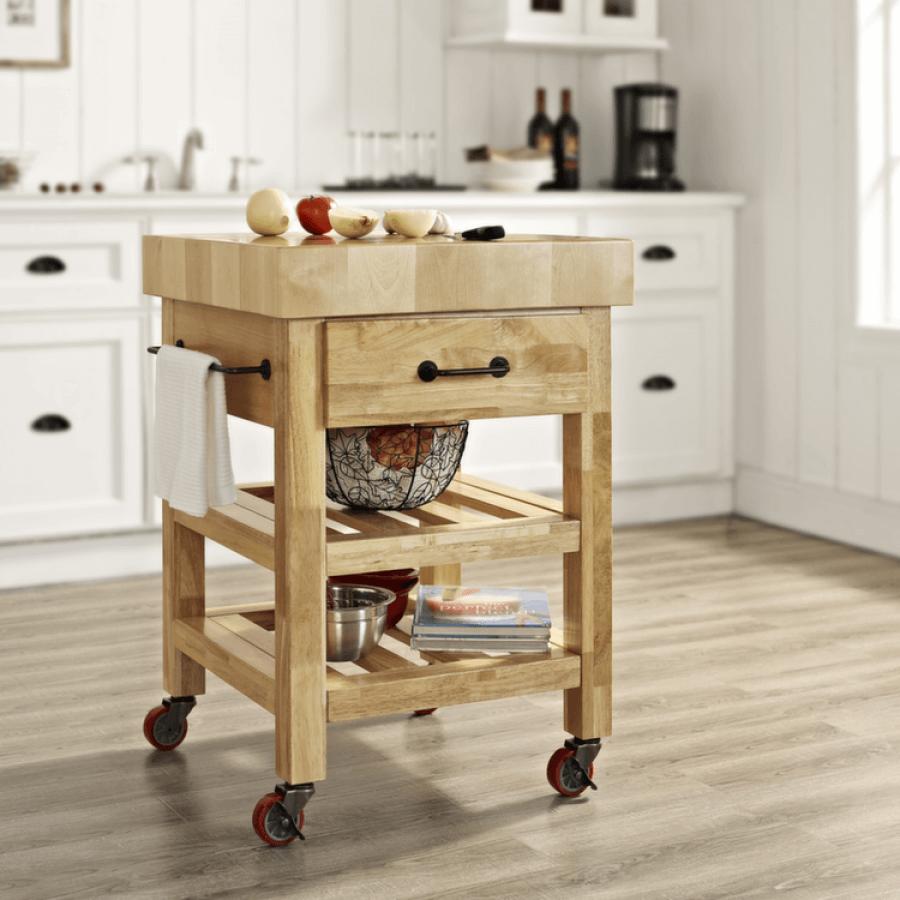 Nice kitchen island trolley
