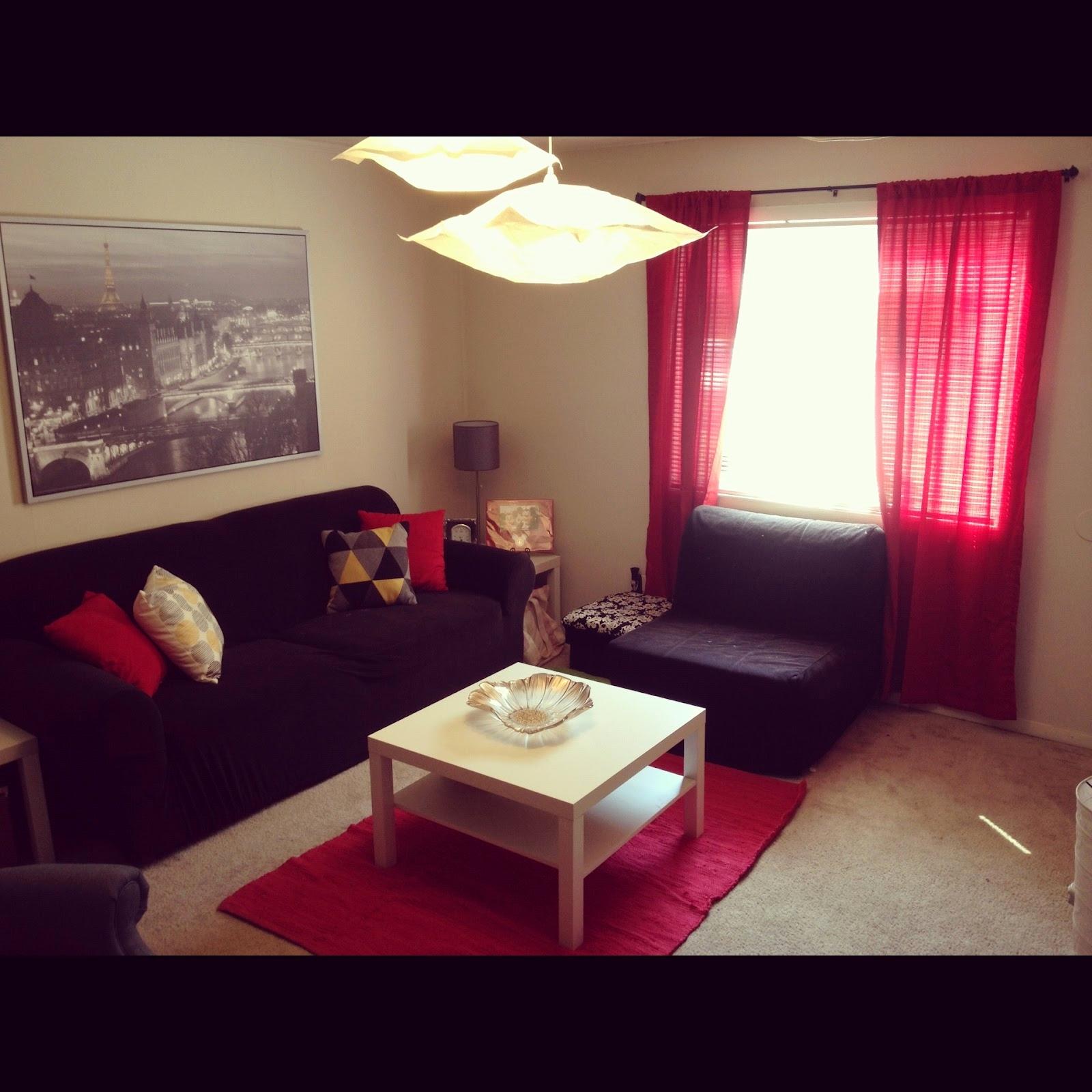 Armless living room, bulky chair