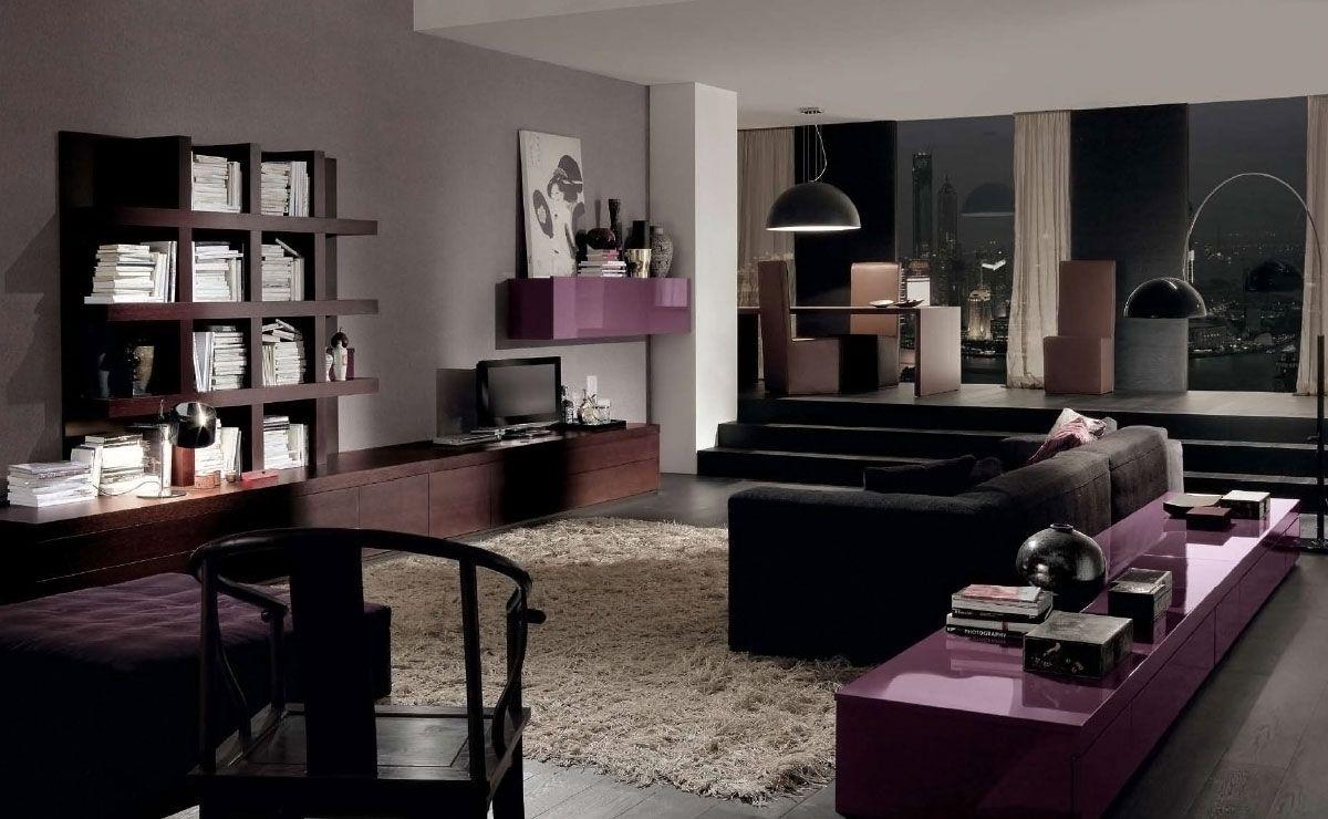 Intelligent living room arrangement.