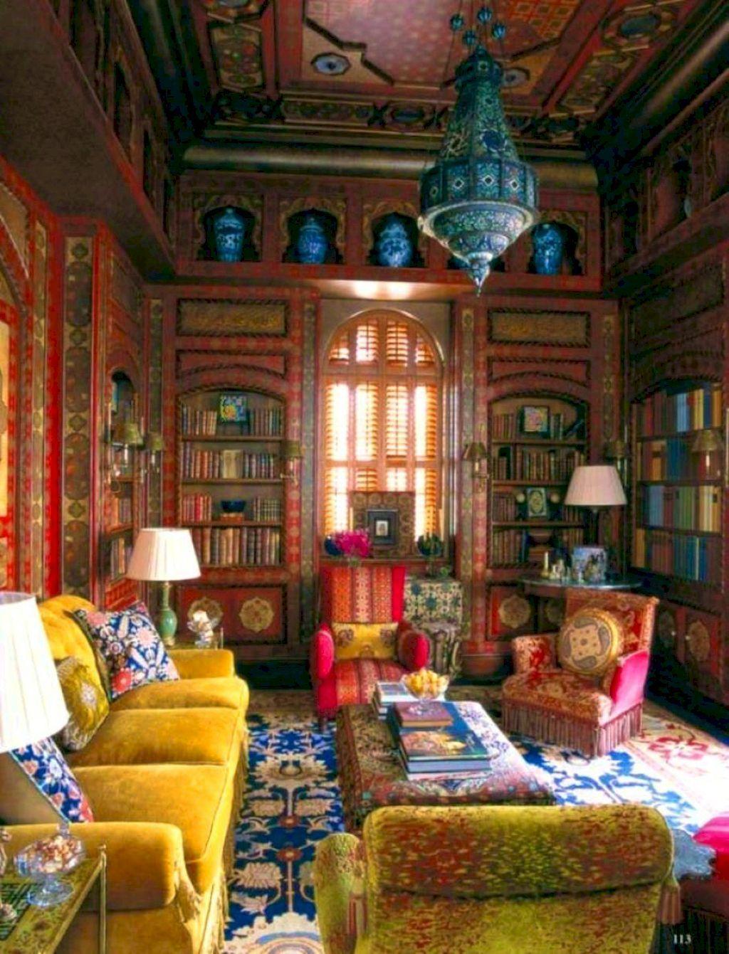 Royal living room wall art.  Source: Pinterest
