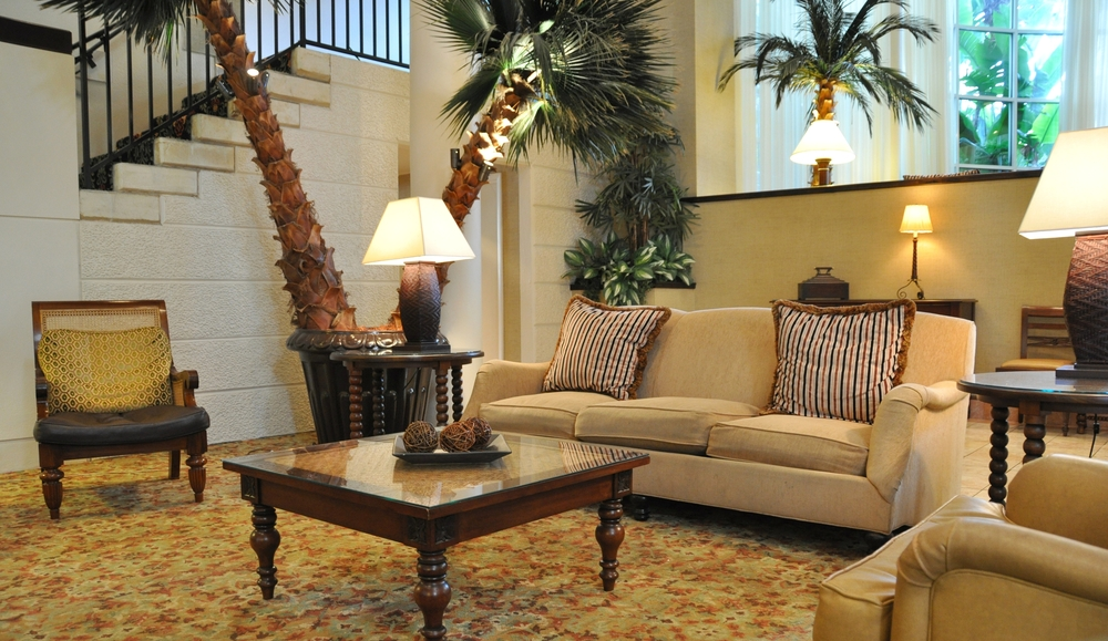Formal small living room