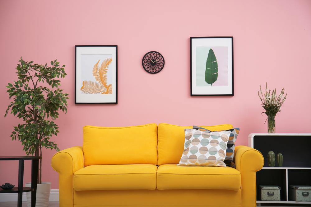 Viable modern living room