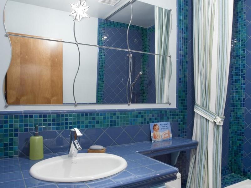 15 Bathroom Countertop Ideas 2020 (and Their Benefits) 2