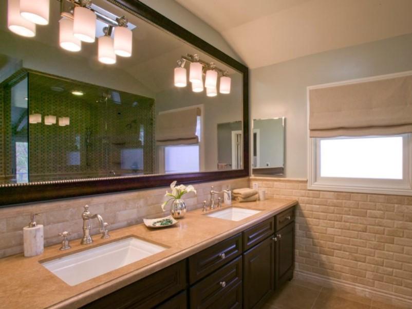 15 Bathroom Countertop Ideas 2020 (and Their Benefits) 6