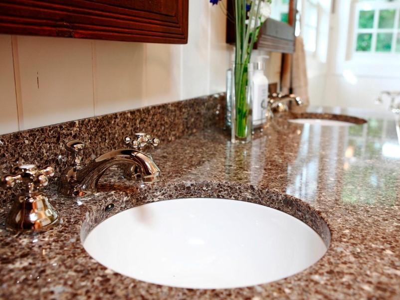 15 Bathroom Countertop Ideas 2020 (and Their Benefits) 7