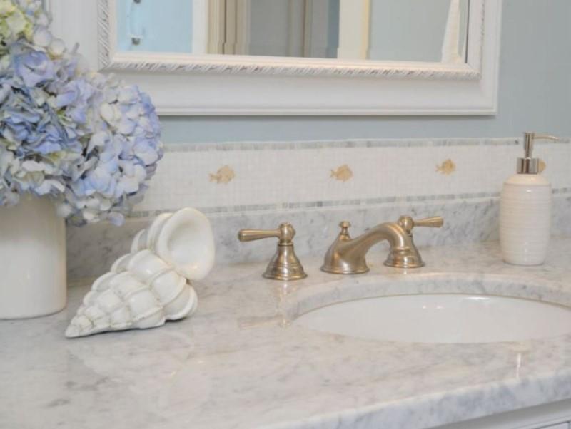 15 Bathroom Countertop Ideas 2020 (and Their Benefits) 8