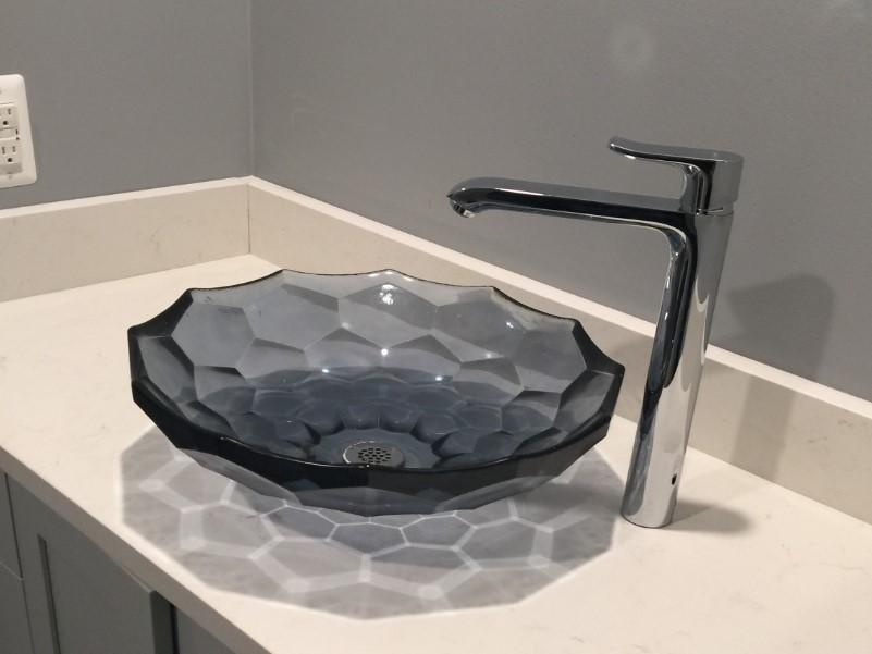 15 Bathroom Countertop Ideas 2020 (and Their Benefits) 11