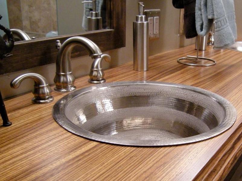 15 Bathroom Countertop Ideas 2020 (and Their Benefits) 12