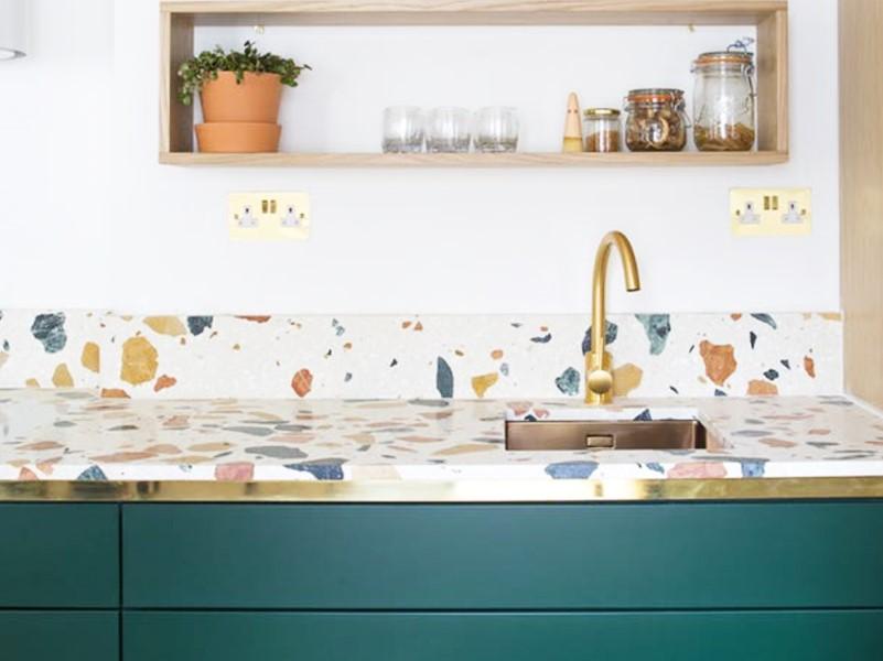 15 Bathroom Countertop Ideas 2020 (and Their Benefits) 14
