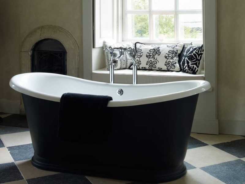 15 Country Bathroom Ideas 2020 (inspirations for creating scenes) 3