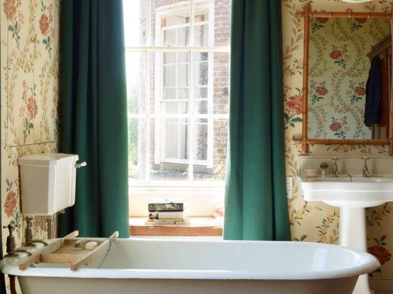 15 Country Bathroom Ideas 2020 (inspirations for creating scenes) 5