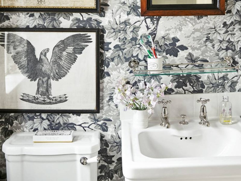 15 Country Bathroom Ideas 2020 (inspirations for creating scenes) 6