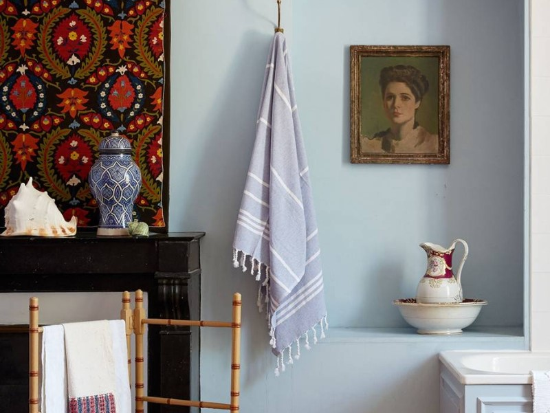 15 Country Bathroom Ideas 2020 (inspirations for creating scenes) 8