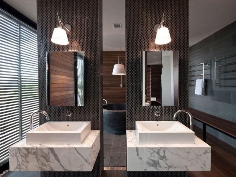 15 ideas for bathroom mirror 2020 (increase your bathroom value) 2