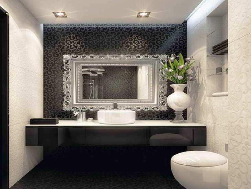 15 ideas for bathroom mirror 2020 (increase your bathroom value) 5