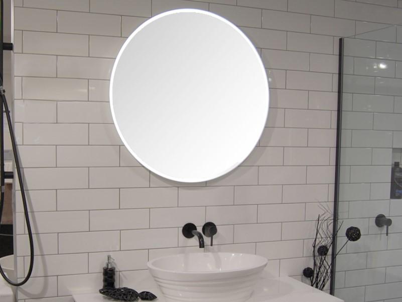 15 ideas for bathroom mirror 2020 (increase your bathroom value) 6