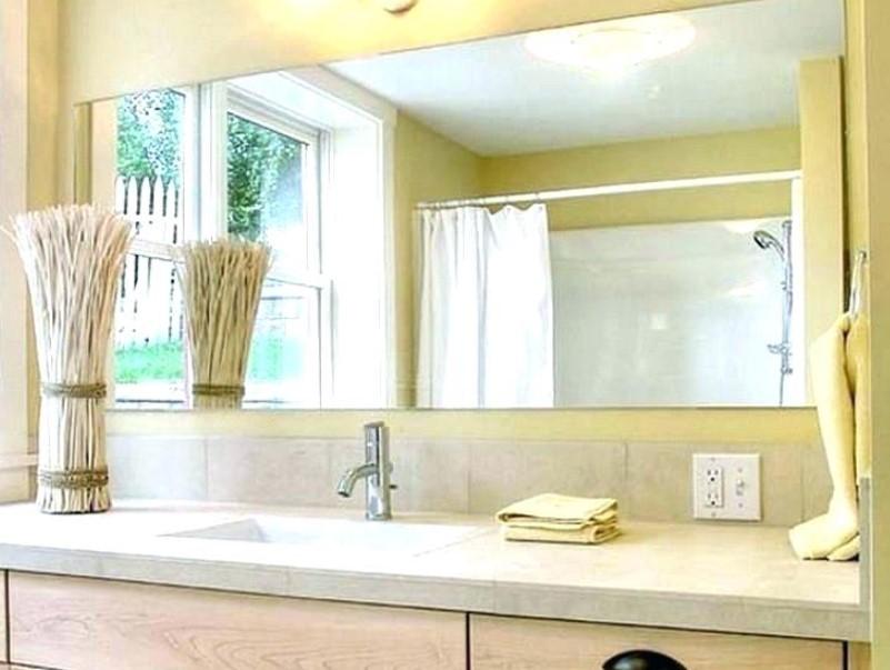 15 Bathroom Mirror Ideas 2020 (Increase Your Bathroom Value) 11
