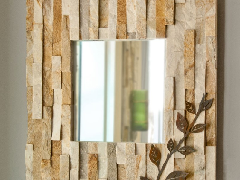 15 ideas for bathroom mirror 2020 (increase your bathroom value) 12