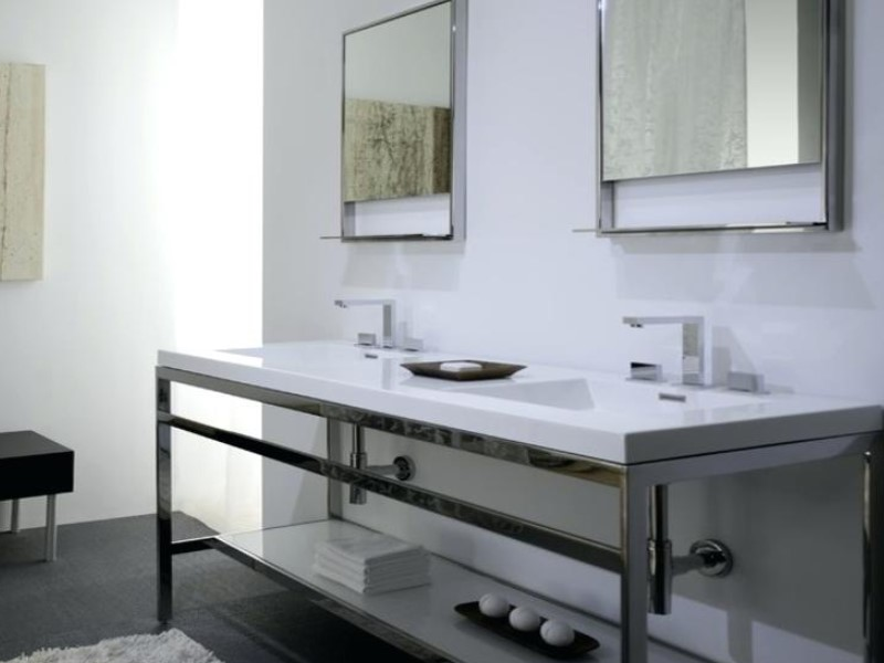 15 Bathroom Vanity Ideas 2020 (That You Should Never Miss) 9