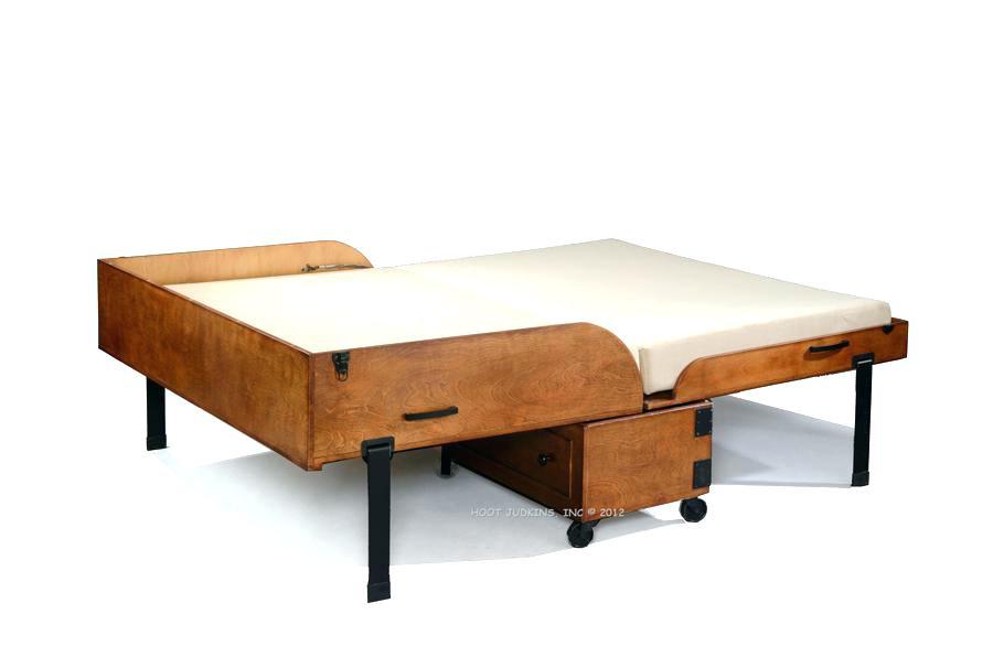 Full size folding mattress