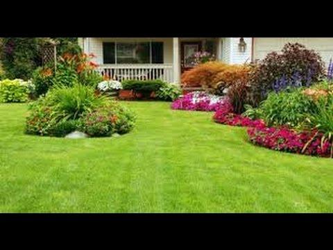 17 landscape design ideas - backyard & front garden landscape ideas VNRLQRW
