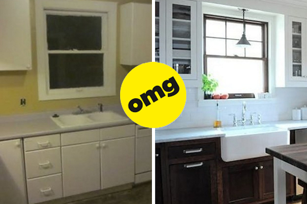 19 kitchen rejuvenation cures before and after that will make your jaw drop INWOYDJ